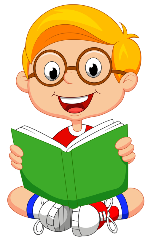 Reading vector boy. Race clipart read