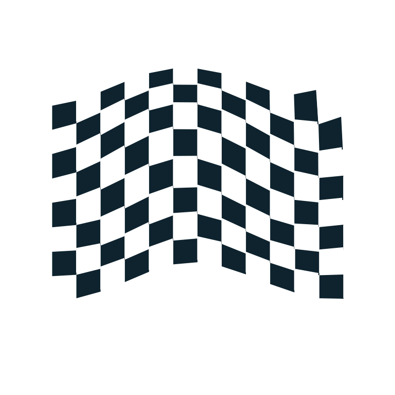 Checkered vector. Free flag icon download