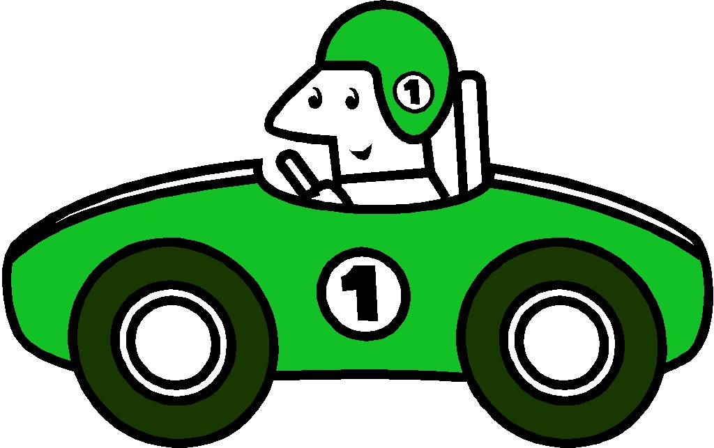Racecar clipart read. Get ready to rumble