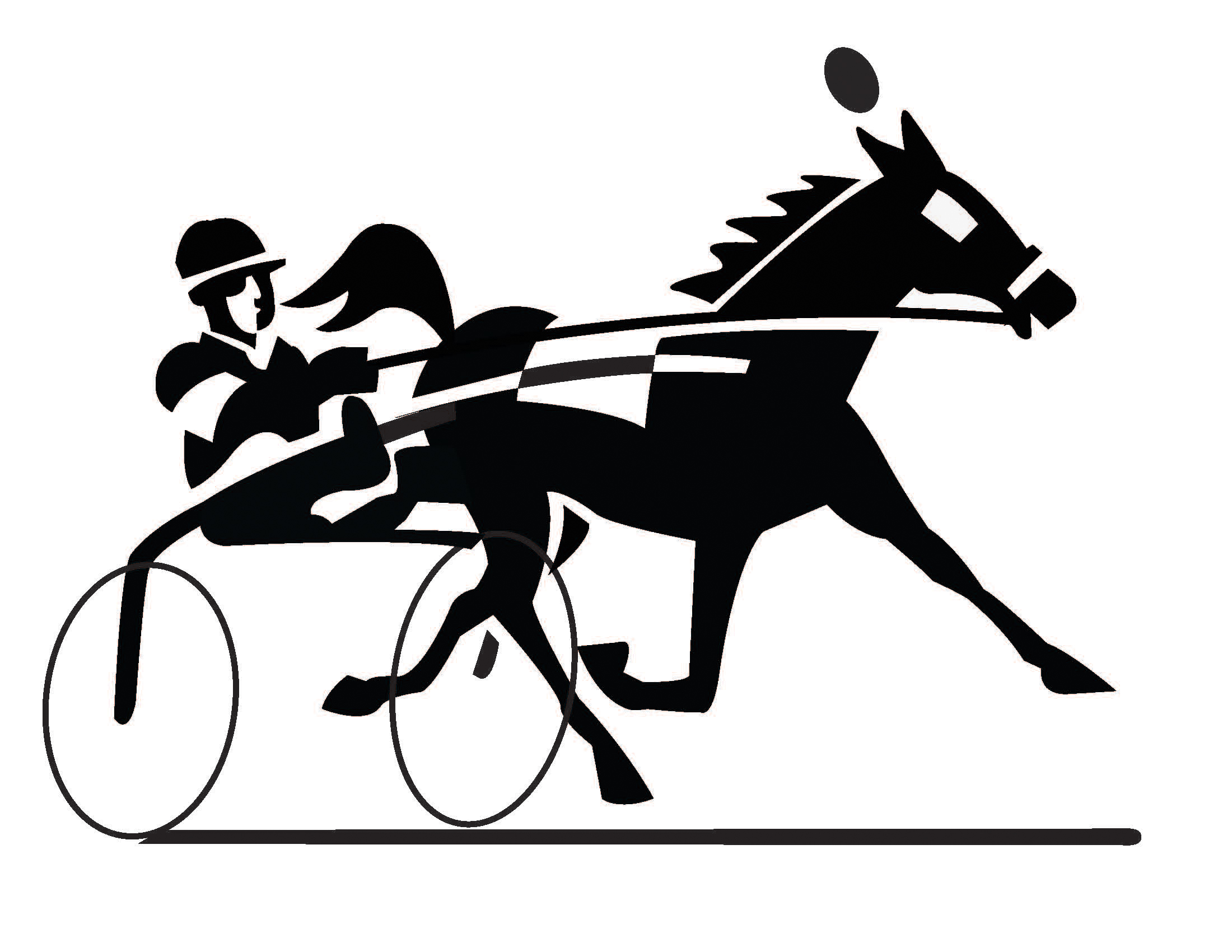 Racing clipart. Free horse download clip