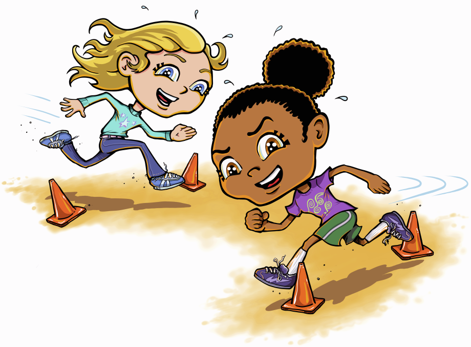 Racing clipart obstacle race. Image result for running