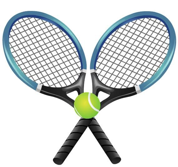 Clip art border free. Racket clipart lawn tennis picture free stock