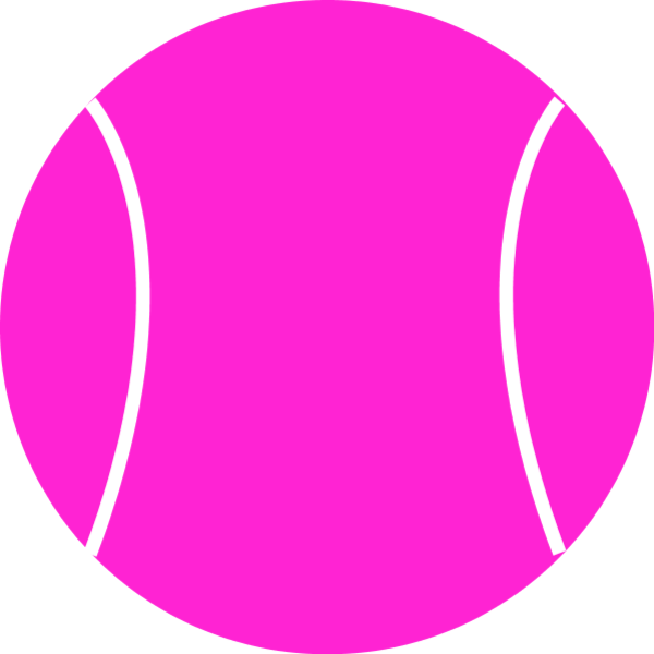 Pink tennis racket clipart.  clipart freeuse stock