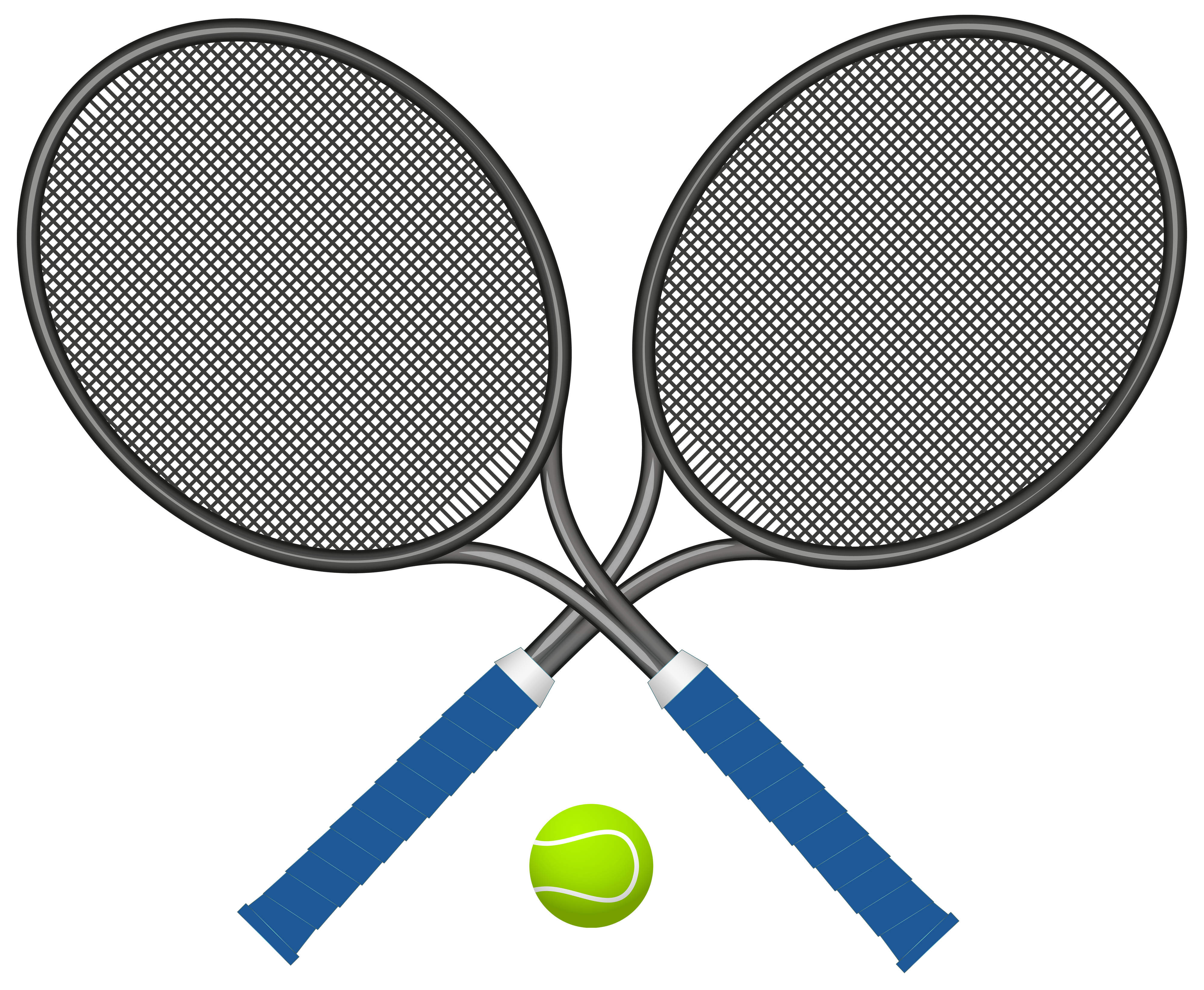 Rackets with ball png. Racket clipart pink tennis racket png download