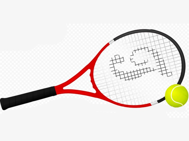 Racket clipart racket sport. Tennis movement png image
