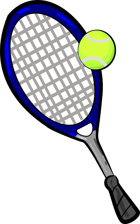 Free tennis download clip. Racket clipart shuttle bat svg library download