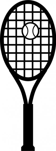 Clip art google search. Racket clipart tennis team banner library download