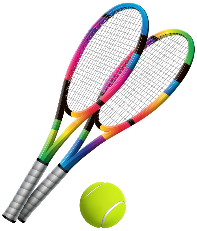 Racket clipart tennis team. Hubpicture pin