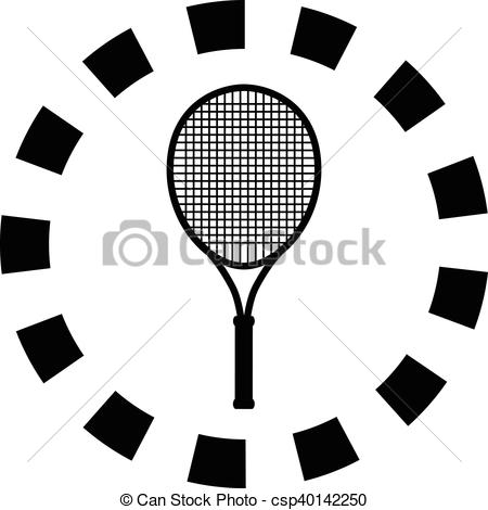 Tennis search illustration drawings. Racket clipart vector clip art free download