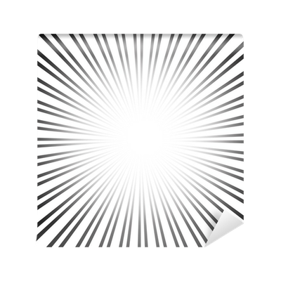 Radial burst png. Speed lines graphic effects