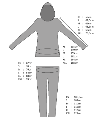 Radiation drawing dress. Protective clothing for emi