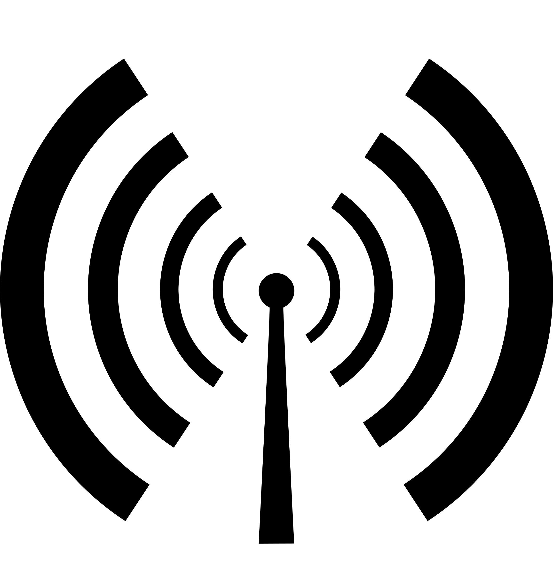 Radio frequency png. Antenna image