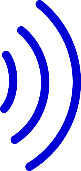 Radio clipart wireless radio. Waves clip art at