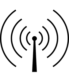 Radio frequency png. Interpretation infrared versus systems