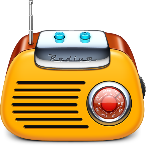 Radio .png. Old png free download