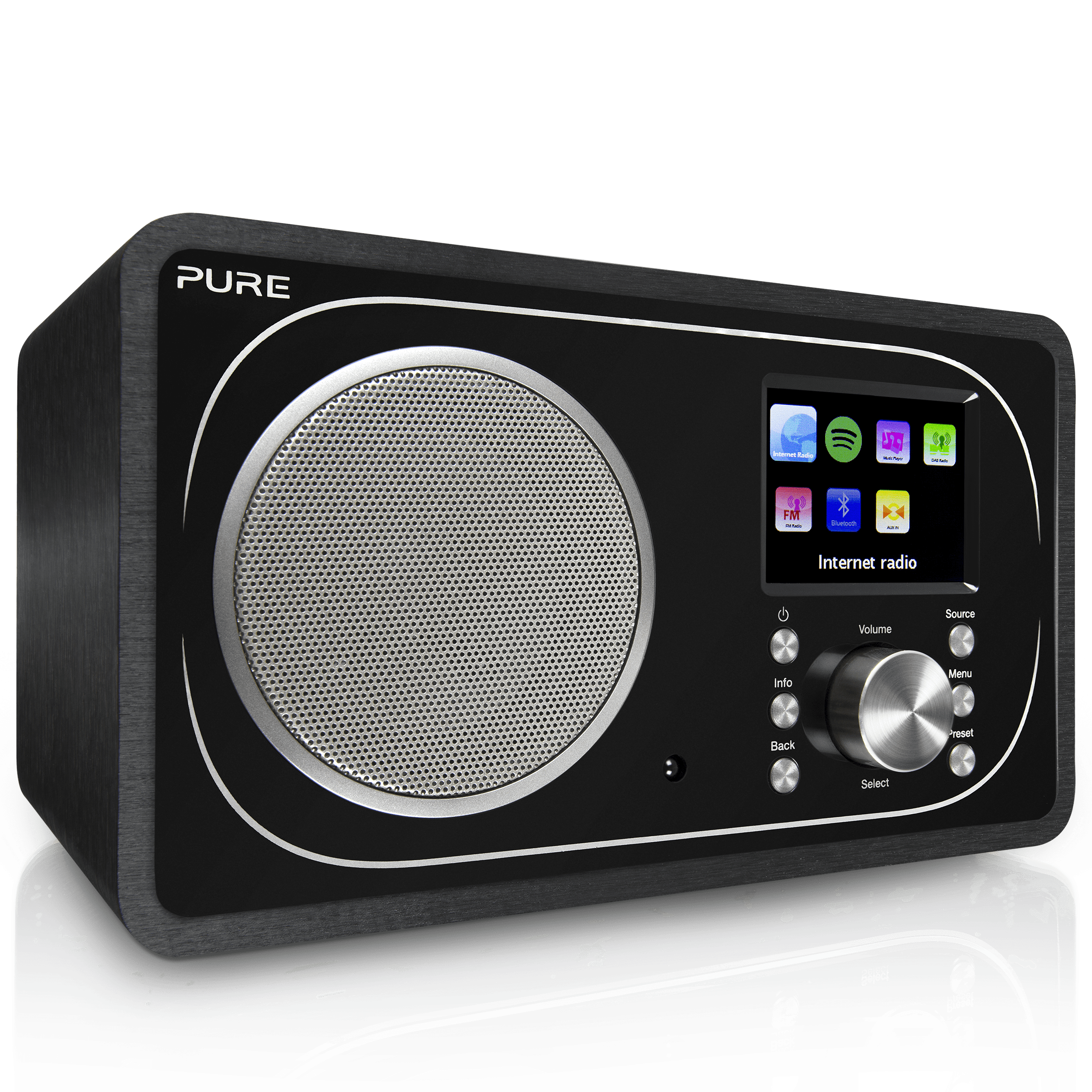 Radio png images. Pure transparent stickpng electronics