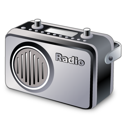 Radio png image. Real vista by iconshock