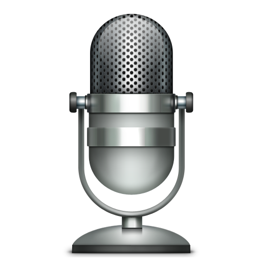 Radio station microphone png. Download mic image hq