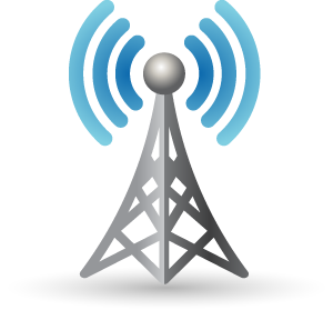 Wifi tower png. Radio icon free download