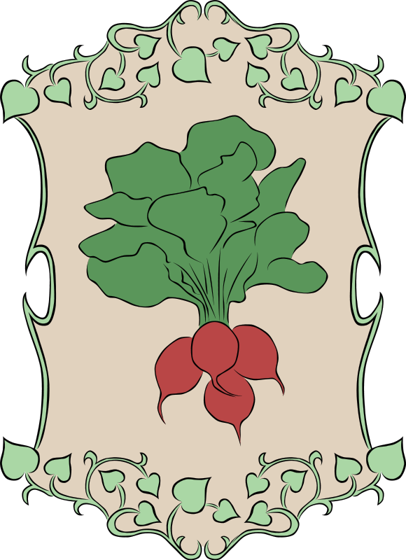 Garden sign radish free. Vegetable clipart vegetable seed clipart royalty free library