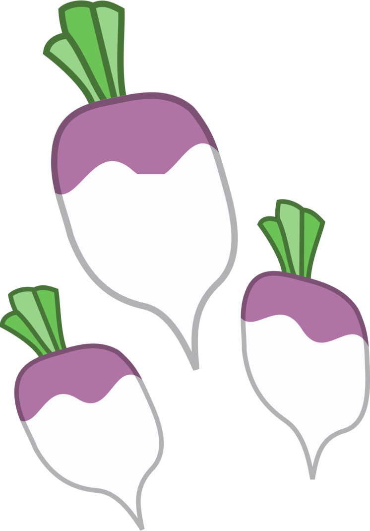 Radish vector turnip. Hayseed truck cutie mark