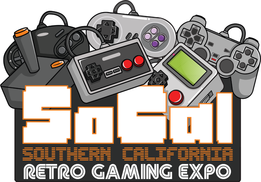 Retro gaming png. Socal expo