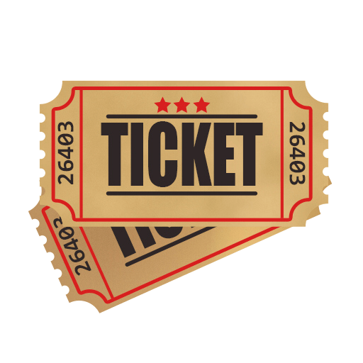 Raffle ticket images png. Tickets image