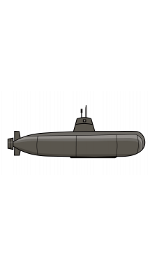 Raft drawing submarine. How to draw a