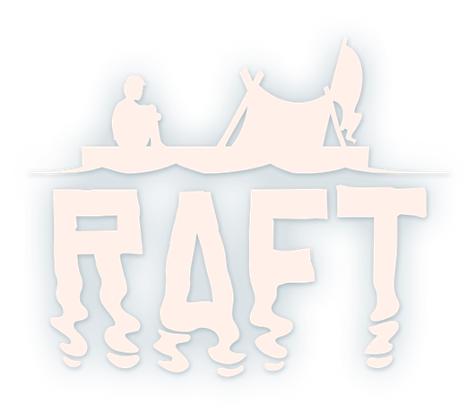 Raft drawing survival. A multiplayer oceanic game