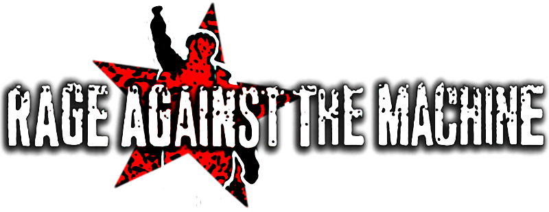Rage against the machine logo png. No shelter if you