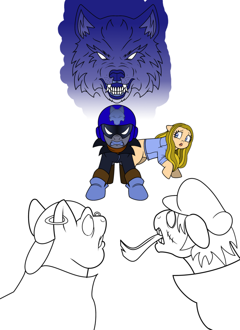 Rage drawing fictional. Captain wolf s gif