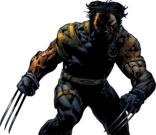 Drawing wolverine old school. Character comic vine ultimate