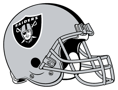 Raiders helmet png. Image oakland rightface american