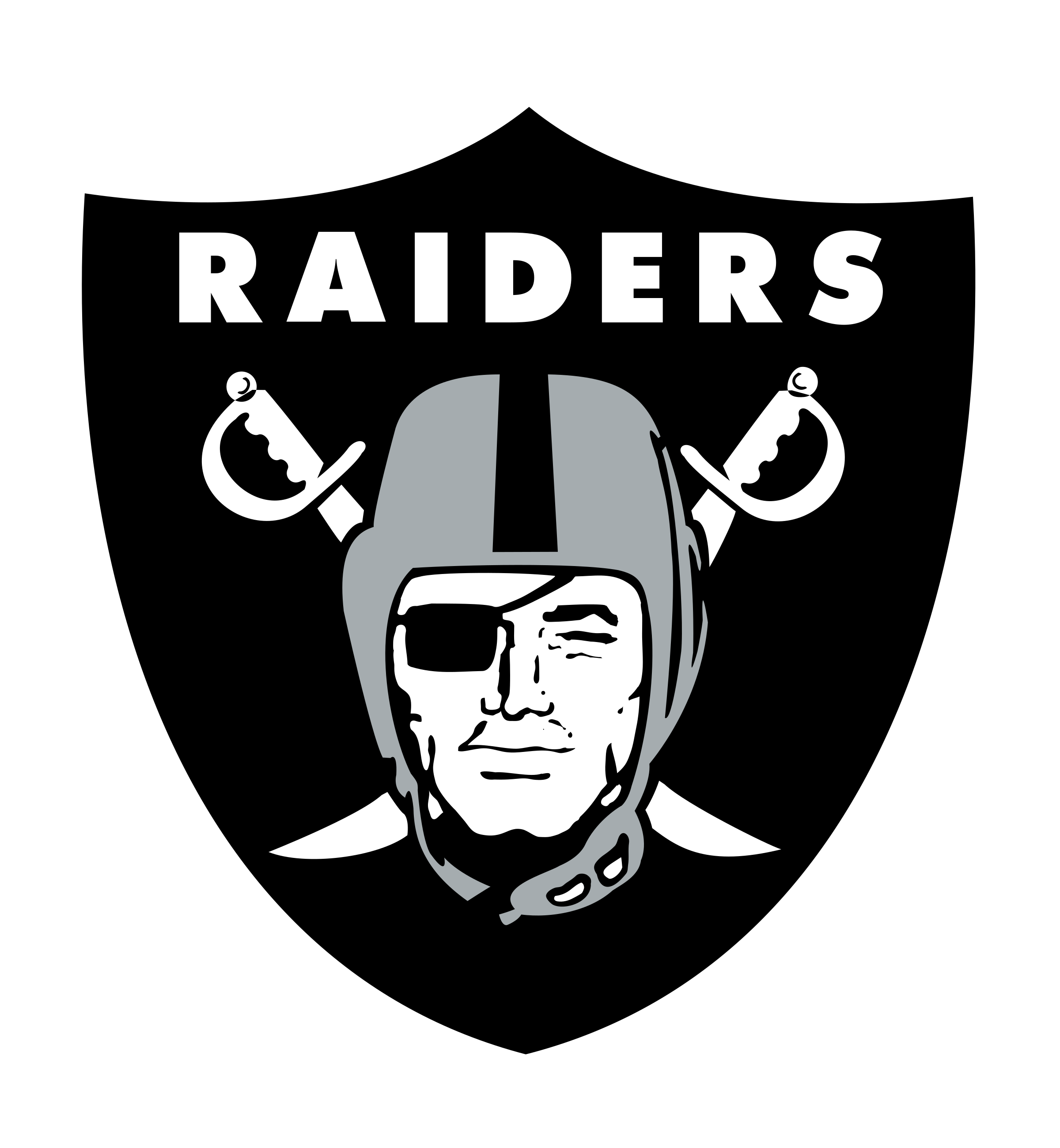 Raiders logo png. Oakland transparent svg vector