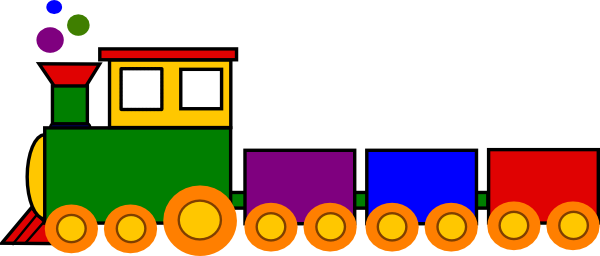 Railroad clipart cartoon. Train super clip art