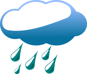 Raining clipart wet thing. Rain clip art at
