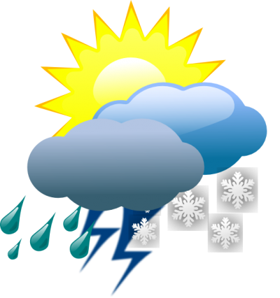 Weather clipart different weather. Download satellite free png