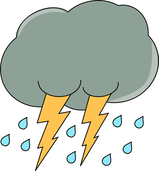 rainy clipart science