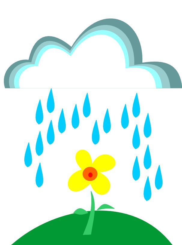 Raining clipart. Rain drop at getdrawings