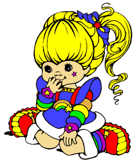 Rainbow brite png. Page bright characters on