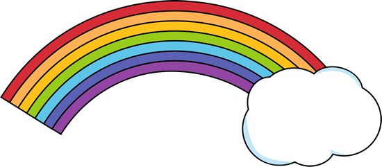 Rainbow clipart bow. Clip art images with