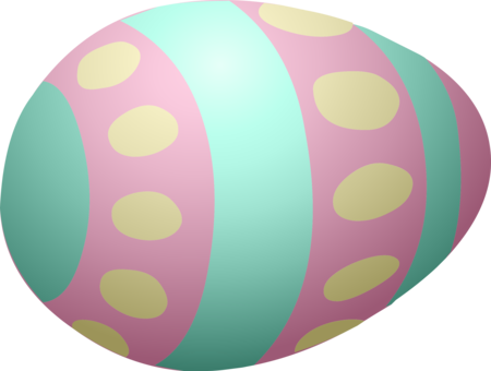 Rainbow clipart easter egg. Line point baking free