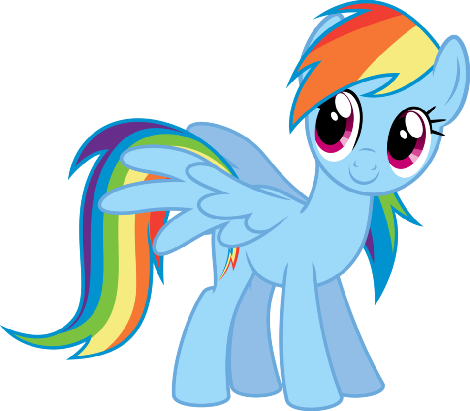 Rainbow dash smile png. S e by vulthuryol