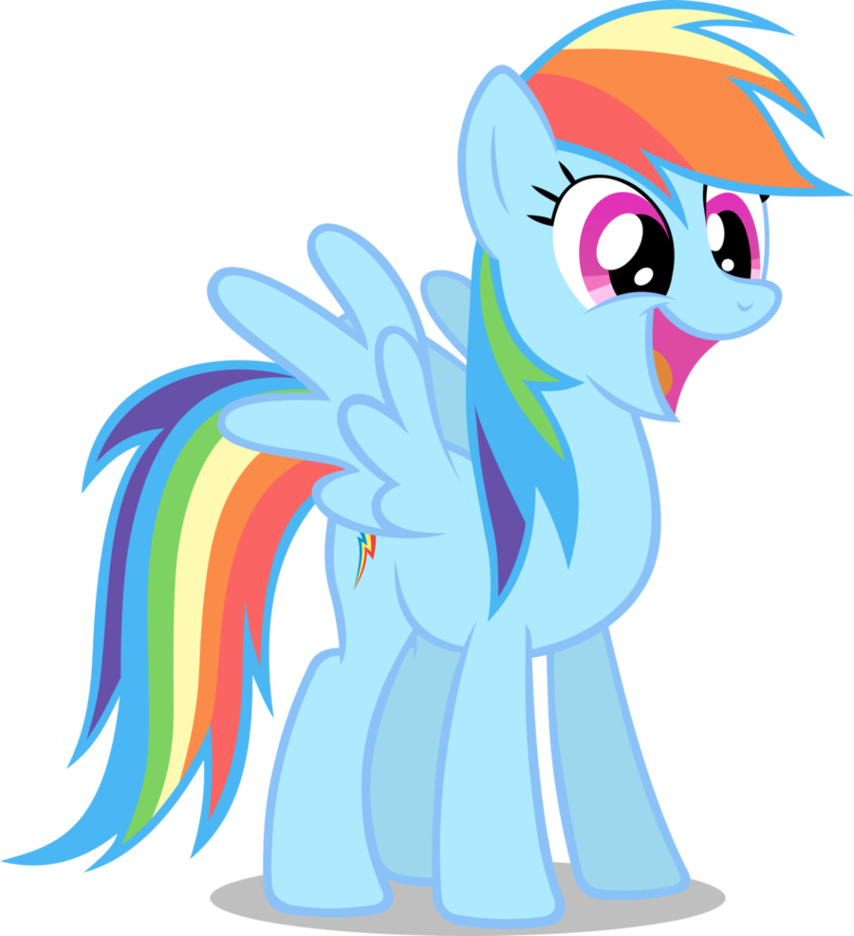 Rainbow dash smile png. Smiling by noxwyll on