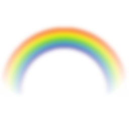 Real rainbow png. Transparent pictures free icons