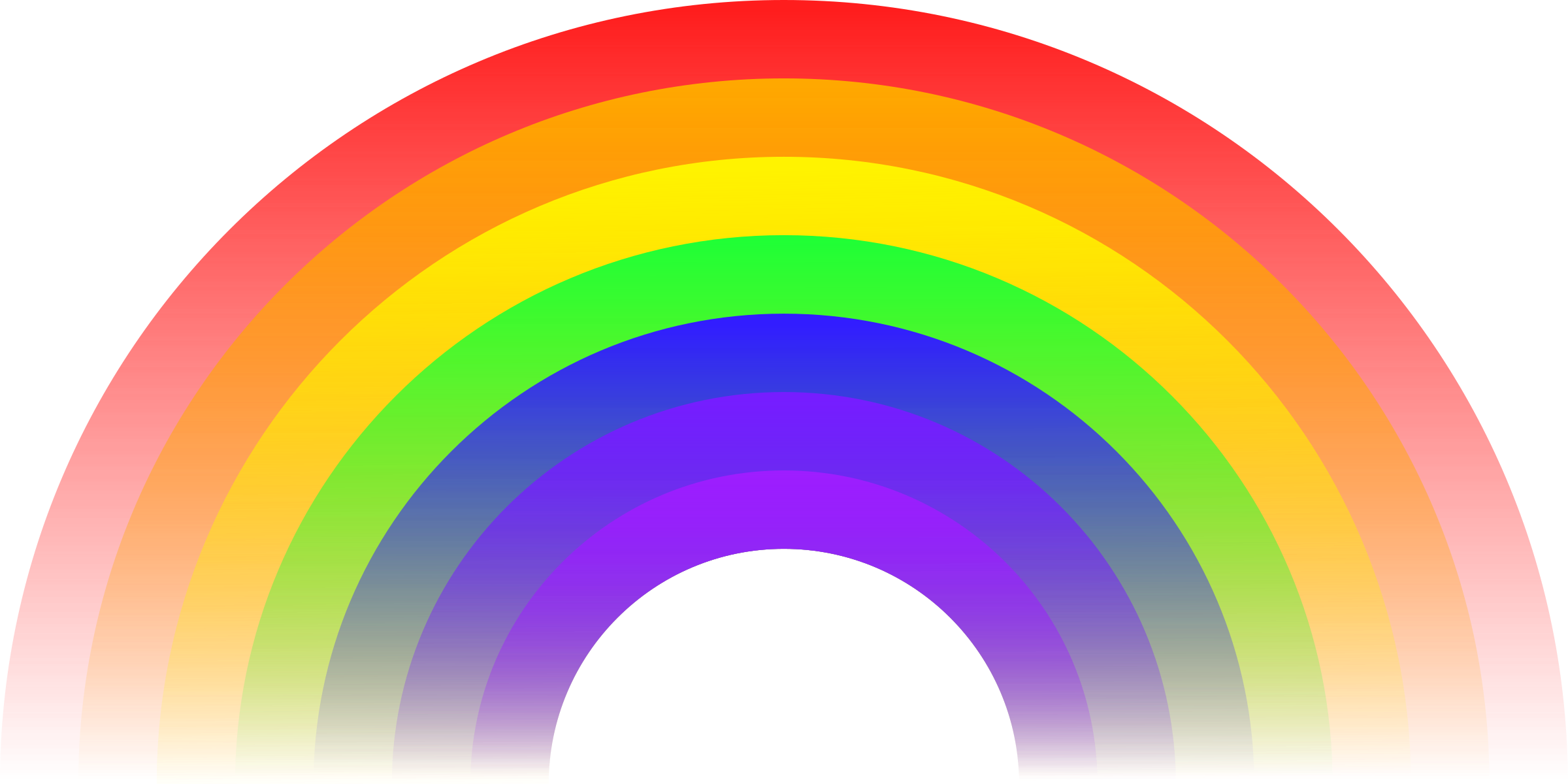 Rainbow gradient png. Transparent pictures free icons