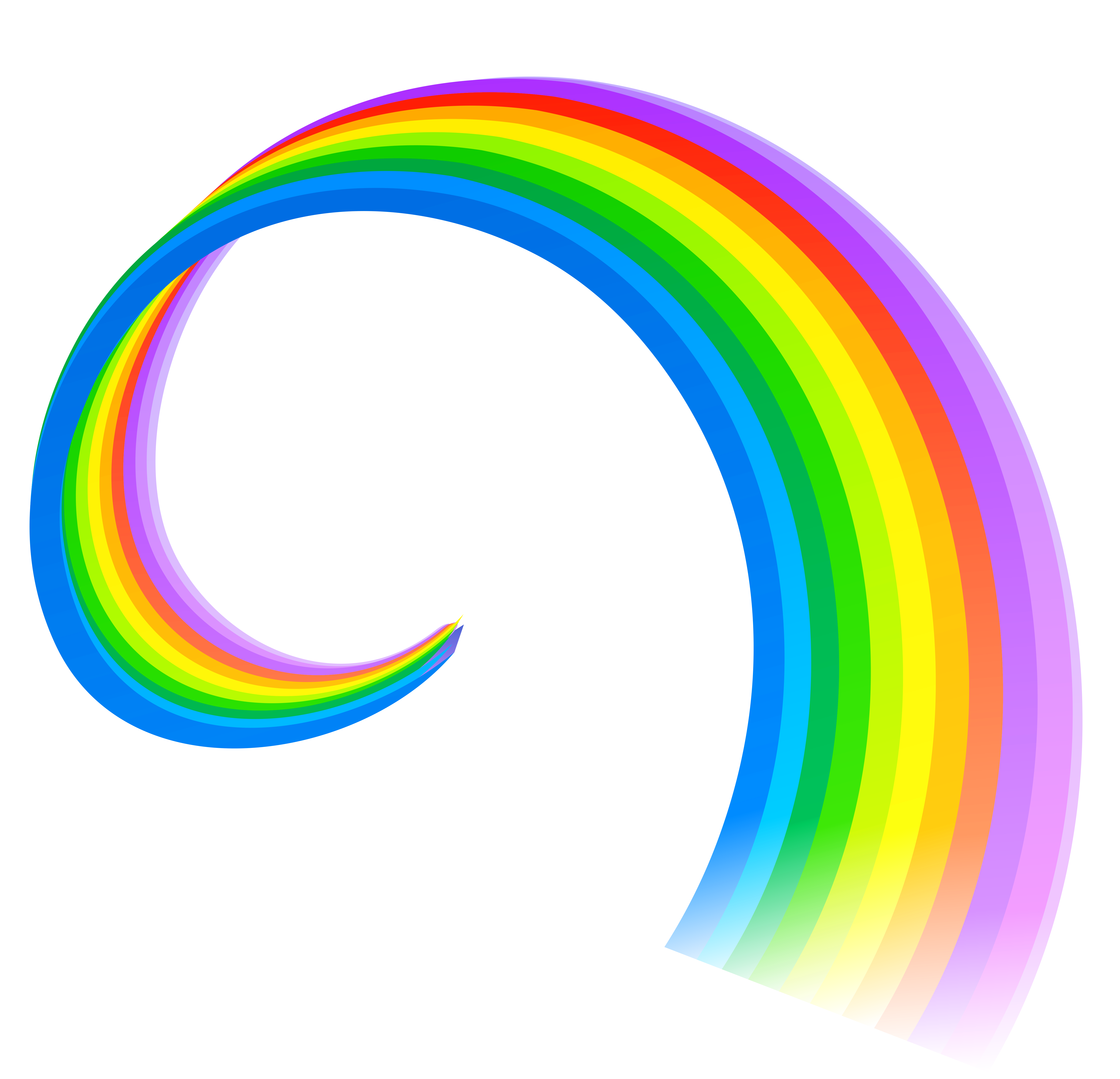 Rainbow line png. Clipart gallery yopriceville high