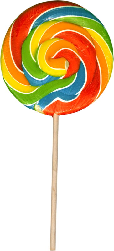Rainbow lollipop png. Ice cream cuban pastry