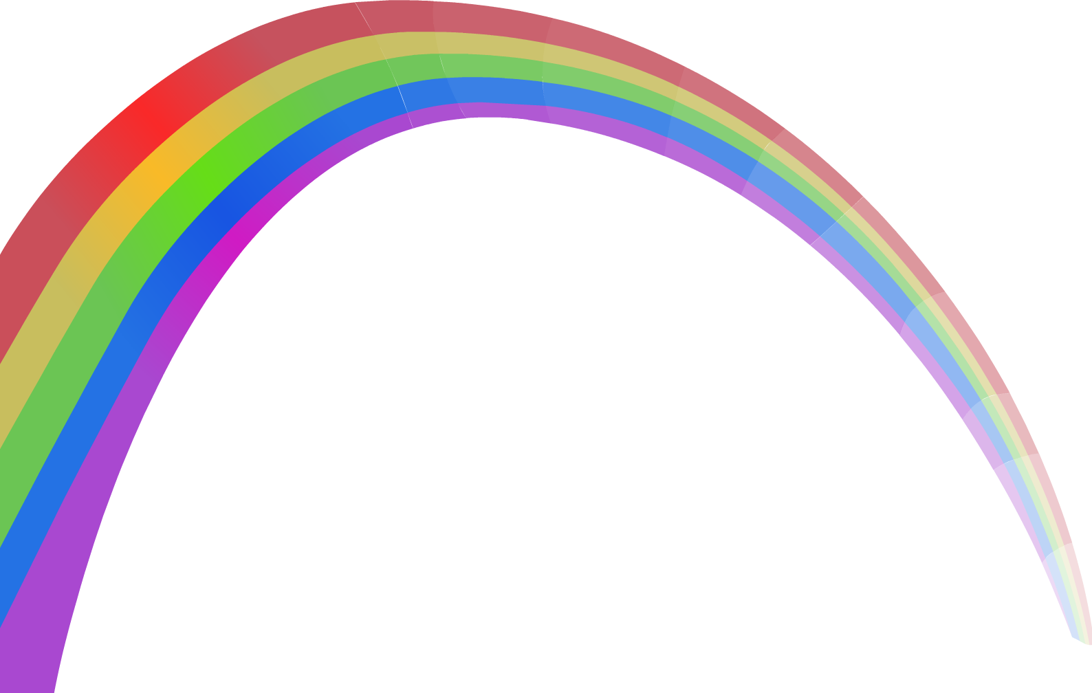 Rainbow png files. Image mountain of misery