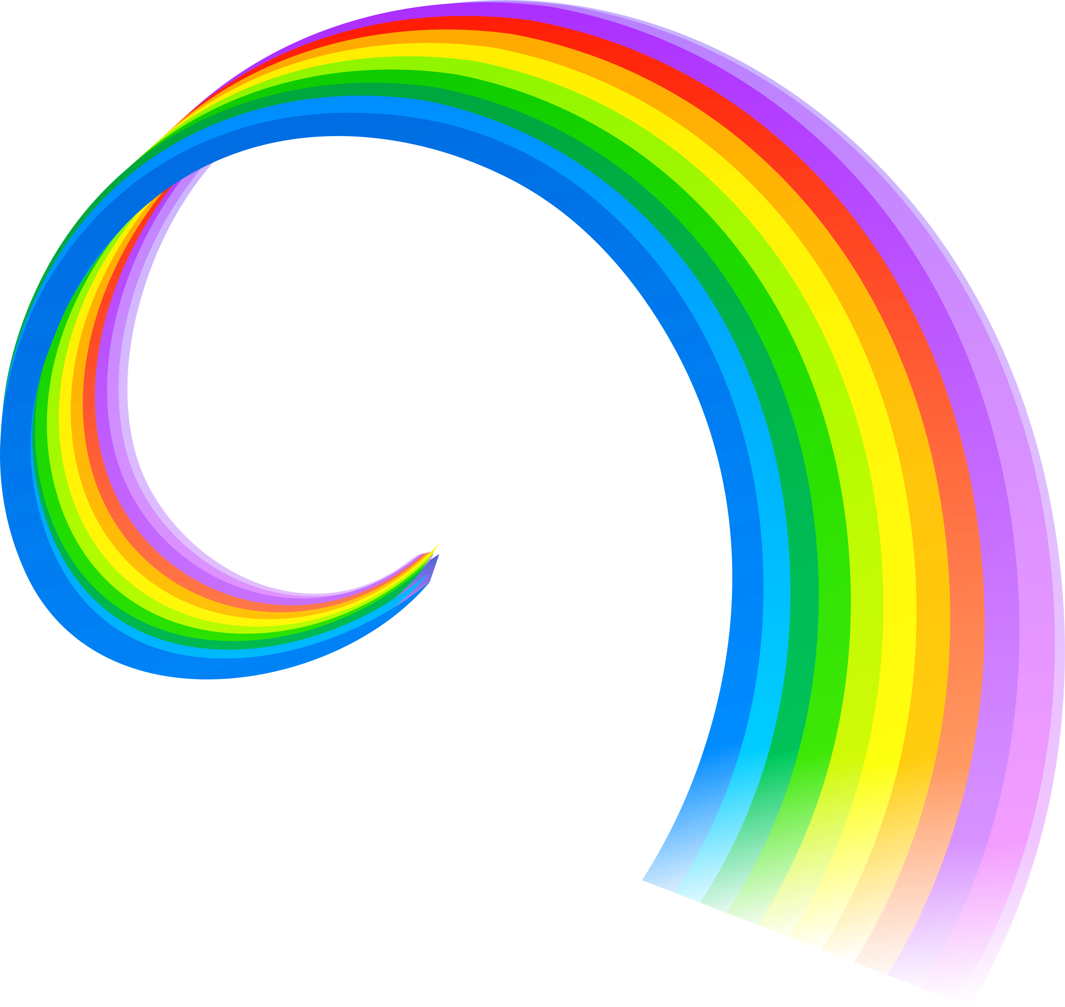 Rainbow png image. Images free download